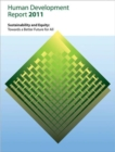 Human Development Report 2011 : Sustainability and Equity: Towards a Better Future for All - Book