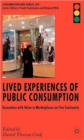 Lived Experiences of Public Consumption : Encounters with Value in Marketplaces on Five Continents - Book