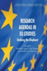 Research Agendas in EU Studies : Stalking the Elephant - Book