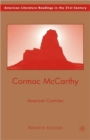 Cormac McCarthy : American Canticles - Book