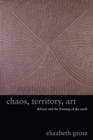 Chaos, Territory, Art : Deleuze and the Framing of the Earth - Book