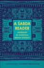 A Sabda Reader : Language in Classical Indian Thought - Book
