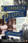 Common People : The History of An English Family - eBook