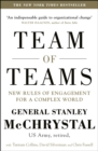 Team of Teams : New Rules of Engagement for a Complex World - Book