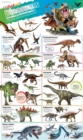 DKfindout! Dinosaurs Poster - Book