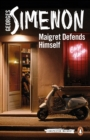 Maigret Defends Himself : Inspector Maigret #63 - Book