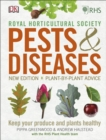 RHS Pests & Diseases : New Edition, Plant-by-plant Advice, Keep Your Produce and Plants Healthy - Book