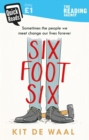 Six Foot Six - Book