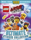 THE LEGO (R) MOVIE 2 (TM) Ultimate Sticker Collection - Book