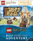 LEGO Harry Potter Build Your Own Adventure : With LEGO Harry Potter Minifigure and Exclusive Model - Book