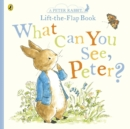 What Can You See Peter? : Very Big Lift the Flap Book - Book