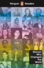 Penguin Readers Level 4: Women Who Changed the World - Book