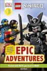 LEGO NINJAGO Epic Adventures - Book