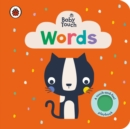 Baby Touch: Words - Book