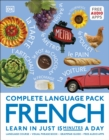 Complete Language Pack French : Learn in just 15 minutes a day - Book