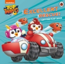 Top Wing: Excellent Rescue, A Lift-the-Flap Book - Book