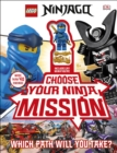 LEGO NINJAGO Choose Your Ninja Mission : With NINJAGO Jay minifigure - Book