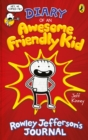 Diary of an Awesome Friendly Kid - Book