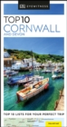 DK Eyewitness Top 10 Cornwall and Devon - Book