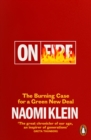 On Fire : The Burning Case for a Green New Deal - eBook