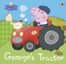 Peppa Pig: George's Tractor - Book