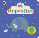Baby Touch: Opposites - Book