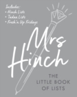 Mrs Hinch: The Little Book of Lists - Book
