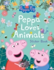 Peppa Pig: Peppa Loves Animals - Book