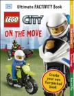 LEGO City On The Move Ultimate Factivity Book - Book