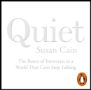 Quiet : The Power of Introverts in a World That Can't Stop Talking - eAudiobook