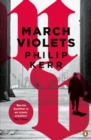 March Violets - Book