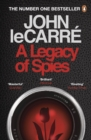 A Legacy of Spies - Book