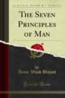 Seven Principles of Man - eBook