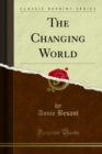 The Changing World - eBook