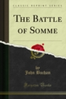The Battle of Somme - eBook