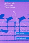A Generative Theory of Tonal Music - Book