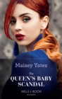 The Queen's Baby Scandal - Book