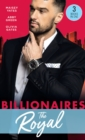 Billionaires: The Royal : The Queen's New Year Secret / Awakened by Her Desert Captor / Twin Heirs to His Throne - Book