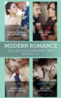Modern Romance February Books 1-4 - Book