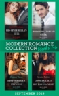 Modern Romance September Books 1-4 - Book