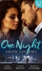 One Night: Exotic Fantasies : One Night in Paradise / Pirate Tycoon, Forbidden Baby / Prince Nadir's Secret Heir - Book