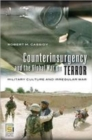 Counterinsurgency and the Global War on Terror : Military Culture and Irregular War - Book