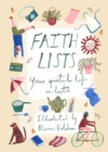 Faith Lists: Your Spiritual Life in Lists - Book