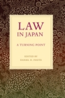 Law in Japan : A Turning Point - eBook