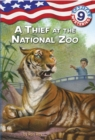 Capital Mysteries #9: A Thief at the National Zoo - eBook