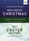 Who Needs Christmas/Why Easter Matters Video Study - Book