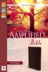Amplified Zippered Collection Bible - Book