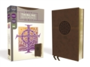 NRSV, Thinline Reference Bible, Leathersoft, Brown, Comfort Print - Book