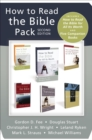 How to Read the Bible Pack, Second Edition : Includes How to Read the Bible for All Its Worth and Five Companion Books - Book