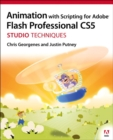 Animation with Scripting for Adobe Flash Professional CS5 Studio Techniques - Book